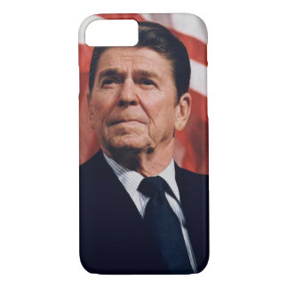 Ronald Reagan iPhone 8/7 Hülle
