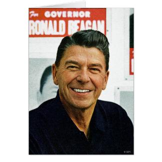 Ronald Reagan Karte