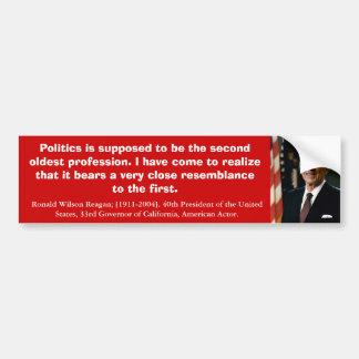 Ronald Reagan Quote_03 Autoaufkleber