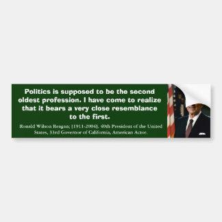Ronald Reagan Quote_06 Autoaufkleber