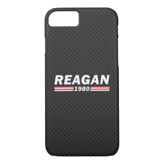 Ronald Reagan, Reagan 1980 iPhone 8/7 Hülle