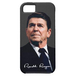 Ronald Reagan u. Unterzeichnung Tough iPhone 5 Hülle