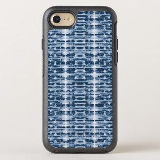 Röntgenstrahl-Aquarell Shibori OtterBox Symmetry iPhone 8/7 Hülle