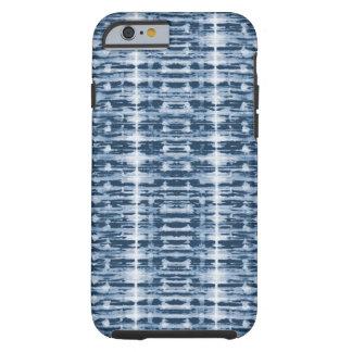 Röntgenstrahl-Aquarell Shibori Tough iPhone 6 Hülle