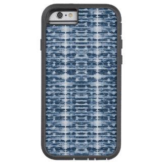 Röntgenstrahl-Aquarell Shibori Tough Xtreme iPhone 6 Hülle