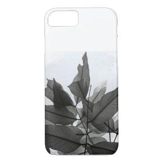 Röntgenstrahl-Blätter iPhone 8/7 Hülle