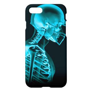 Röntgenstrahl-Fußball iphone 7 Fall iPhone 8/7 Hülle