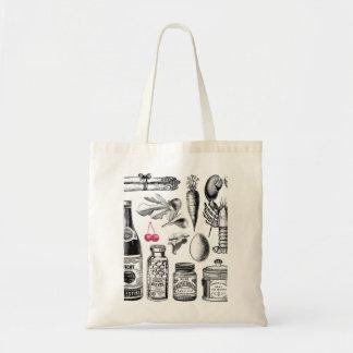 Röntgenstrahl-Lebensmittelgeschäft-Taschen-Tasche