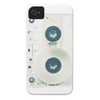 Röntgenstrahl-Retro Kassette iPhone 4 Hülle