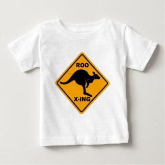 Roo Xing Zeichen-Entwurf Baby T-shirt