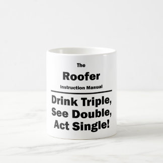 Roofer Kaffeetasse