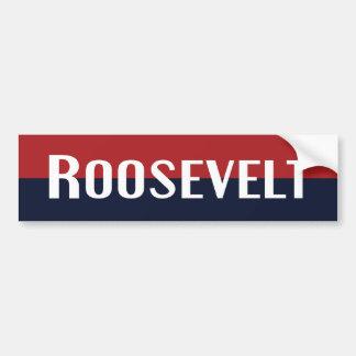 RooseveltAutoaufkleber 1940 Autoaufkleber