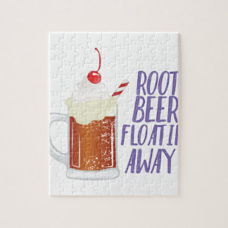 Root Beer Floatin Puzzle