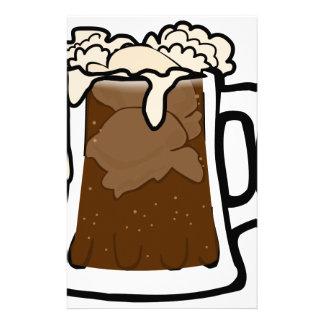 Root Beer-Floss Briefpapier