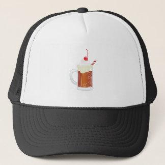 Root Beer-Floss Truckerkappe