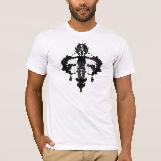 rorschach Tintenflecken T-Shirt