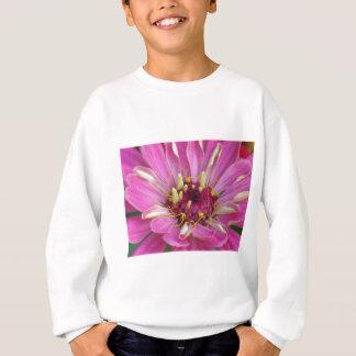 rosa afrikanisches Gänseblümchen Sweatshirt