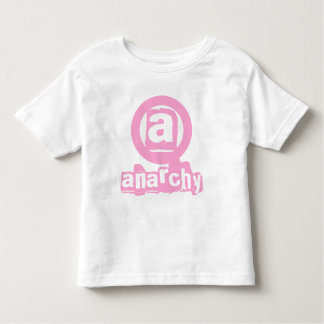 Rosa Anarchie-T - Shirt