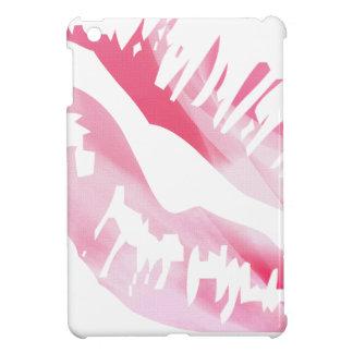 Rosa Aquarell Kuss iPad Mini Hülle