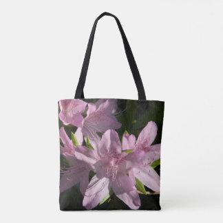 Rosa Azaleen-Taschen-Tasche Tasche
