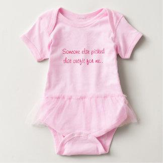 Rosa Babybodysuit Baby Strampler