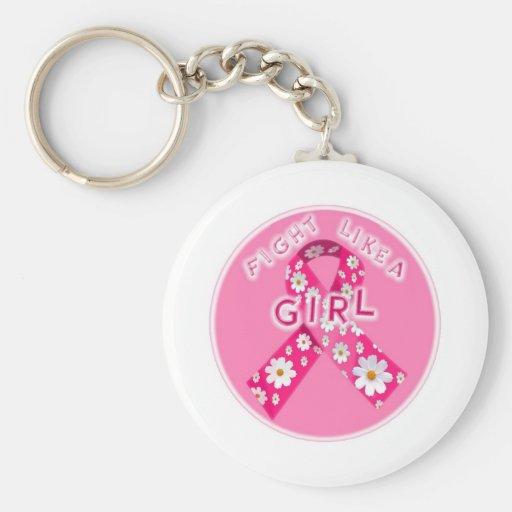 rosa Band 1 Schlüsselband