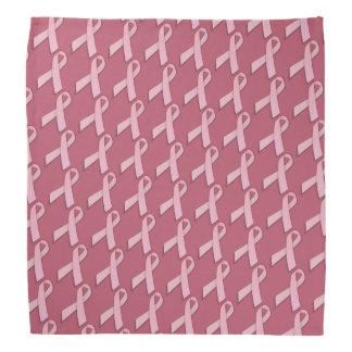 Rosa Band-Brustkrebs-Bewusstsein Halstuch