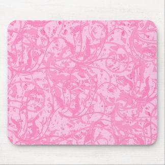 Rosa Band heute Mousepad