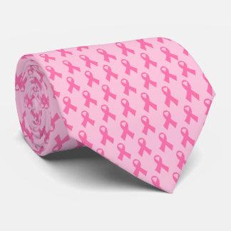 Rosa Band-Krawatte Krawatte