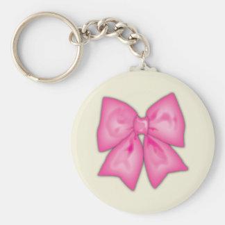 Rosa Band Schlüsselband