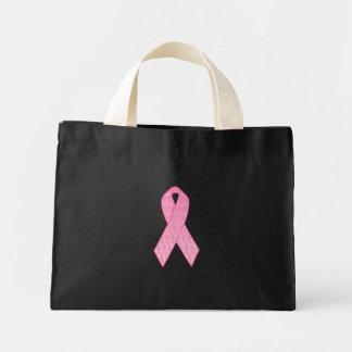 Rosa Band-Wiederholen Einkaufstaschen