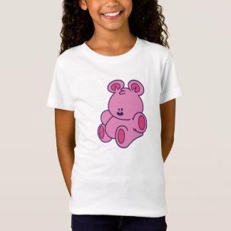 Rosa Bärenjunge T-Shirt