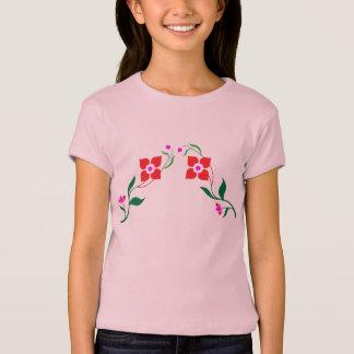 ROSA: Bella plus Größen-langes Hülsen-Shirt T-Shirt