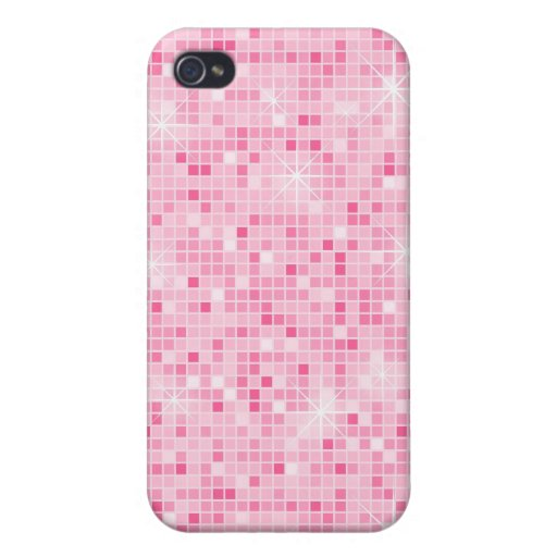 Rosa *Bling Bling* iPhone4 Fall Hülle Fürs iPhone 4