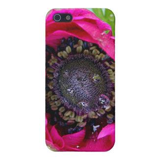 Rosa Blume nicht ziemlich offen iPhone 5 Case