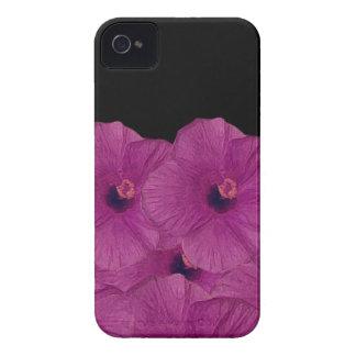 Rosa Blumen iPhone 4 Cover