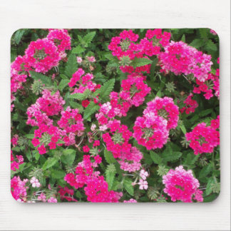 Rosa Blumen Mousepad