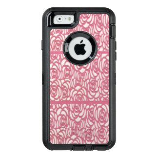 Rosa Blumen Otterbox Fall für iPhone 6/6s OtterBox iPhone 6/6s Hülle