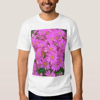 Rosa Blumen Shirts
