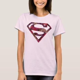 Rosa Blumenc$s-schild T-Shirt