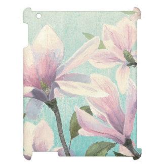 Rosa Blüten vom Süden iPad Hülle
