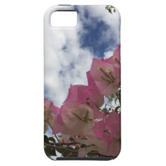 Rosa Bouganvilla iPhone 5 Etui