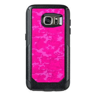 Rosa Camouflage OtterBox Samsung Galaxy S7 Hülle