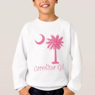 Rosa Carolina-MädchenPalmetto Sweatshirt