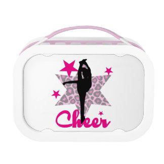 Rosa Cheerleader Brotdose