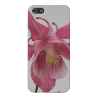 Rosa Columbine 4/4s Hülle Fürs iPhone 5