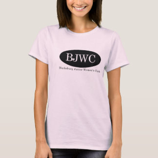 Rosa der Babydoll-T - Shirt der Frauen