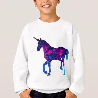 Rosa Einhorn Sweatshirt
