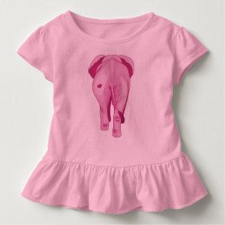 Rosa Elefant SWAK Kleinkind T-shirt