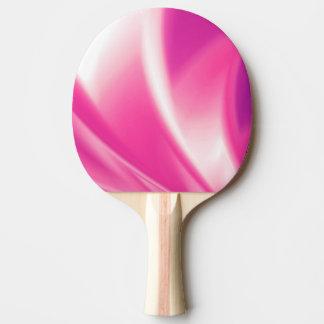 Rosa-Erröten Tischtennis Schläger